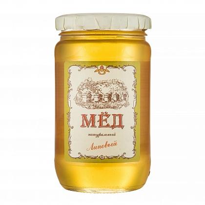 Мёд натуральный липовый