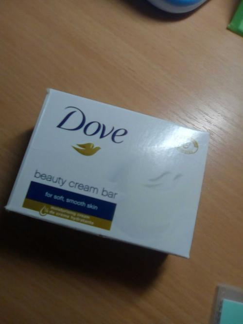 фото4 Мыло Dove Beauty Cream, 100 гр