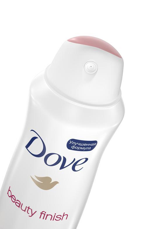 описание Дезодорант Dove спрей прикосновение красоты 150мл