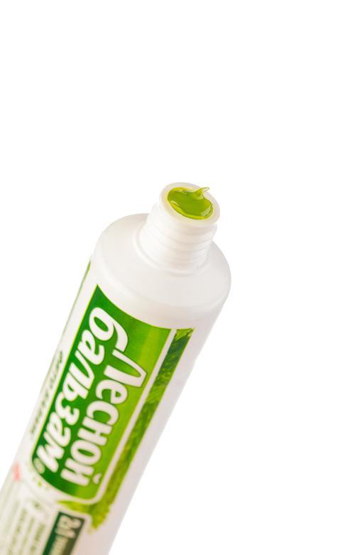 Зубная паста лесной бальзам с бальзамом для десен 2 в 1