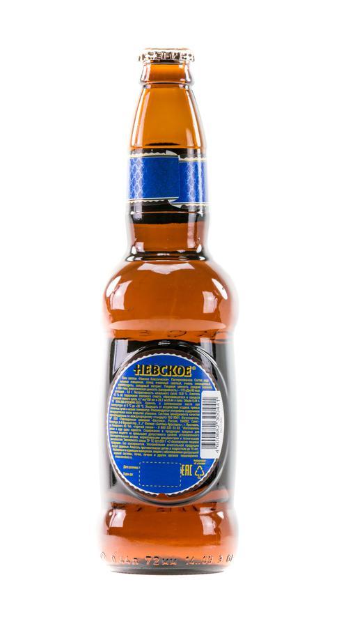 описание Пиво светлое Невское Классическое
