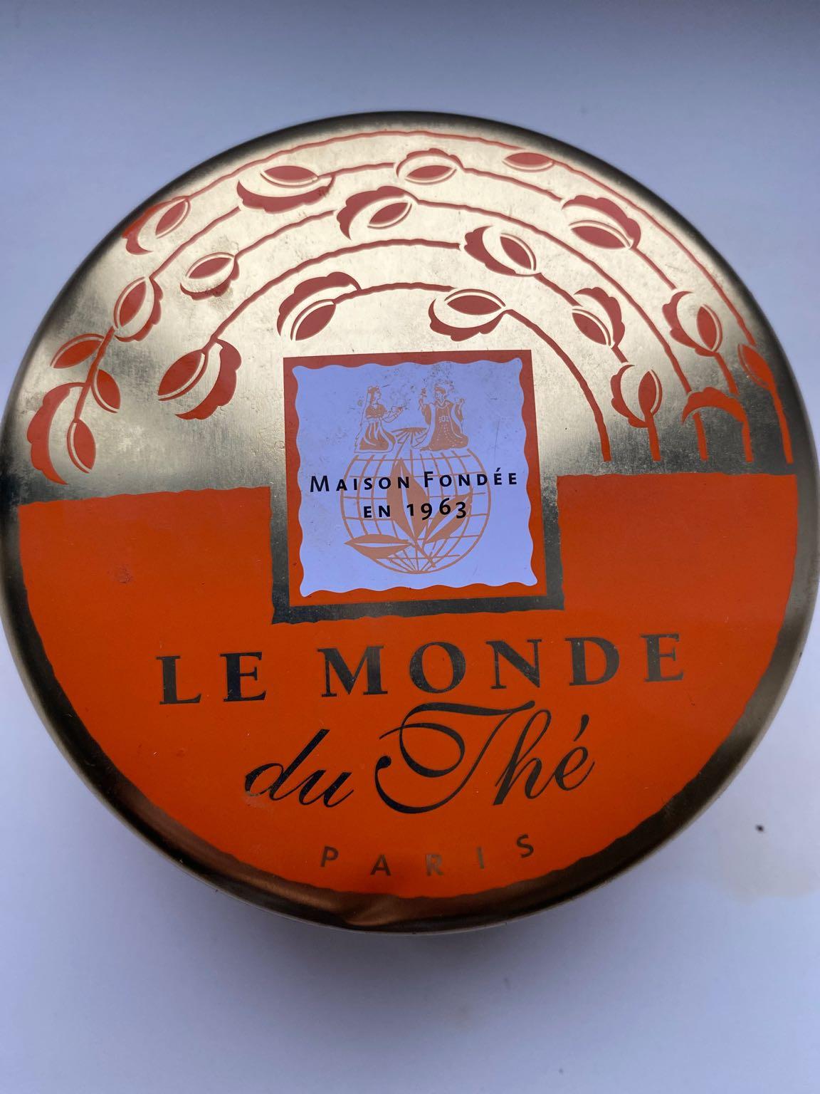 Le Monde du The Paris