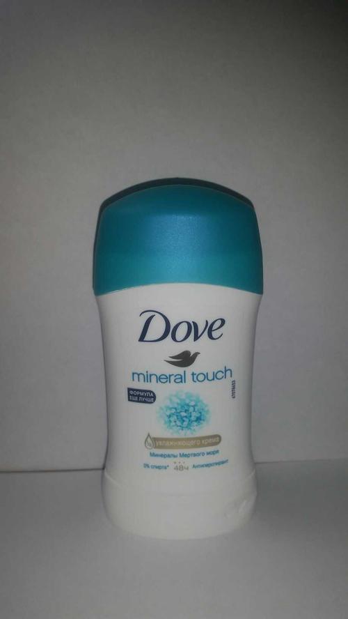 фото Дезодорант-стик Dove Natural Touch Прикосновение Природы, 40 мл.