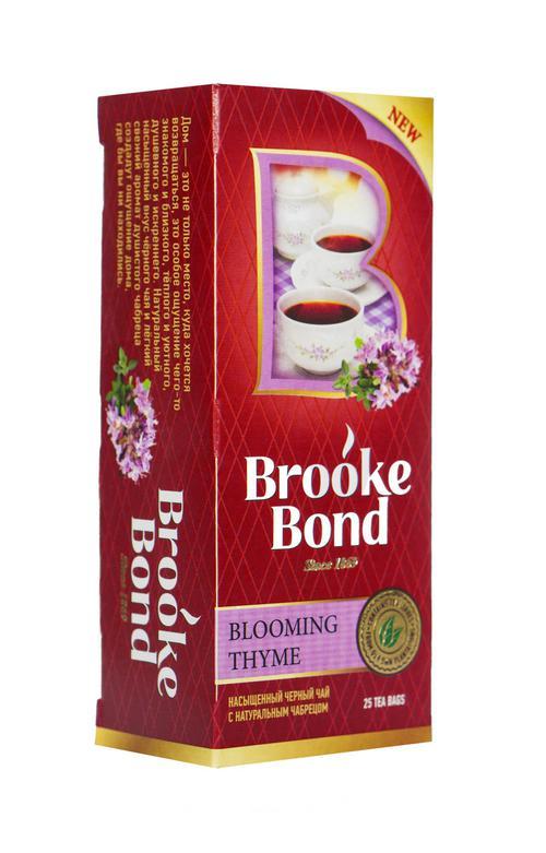 стоимость Чай Brooke Bond душистый чабрец