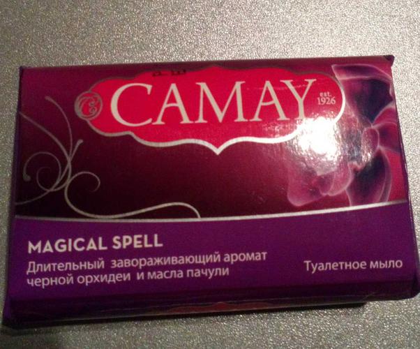 стоимость Туалетное мыло Camay Magical Spell