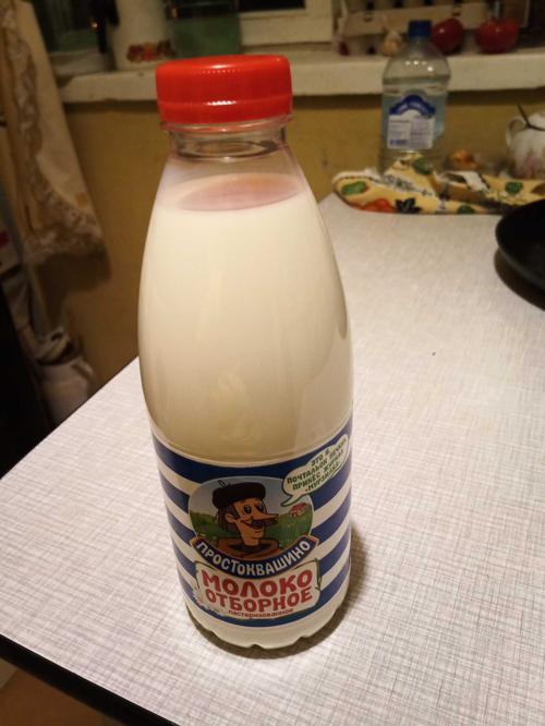 фото9 Молоко Простоквашино, цельное отборное питьевое пастеризованное , 930мл.