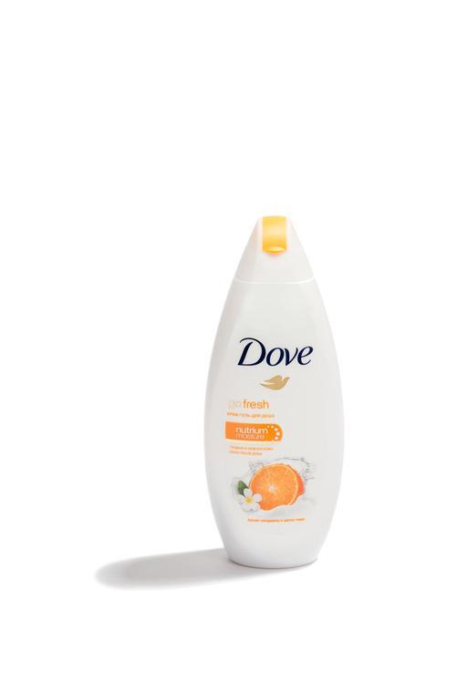 отзыв Dove крем-гель для душа изысканное преображение 12х250мл