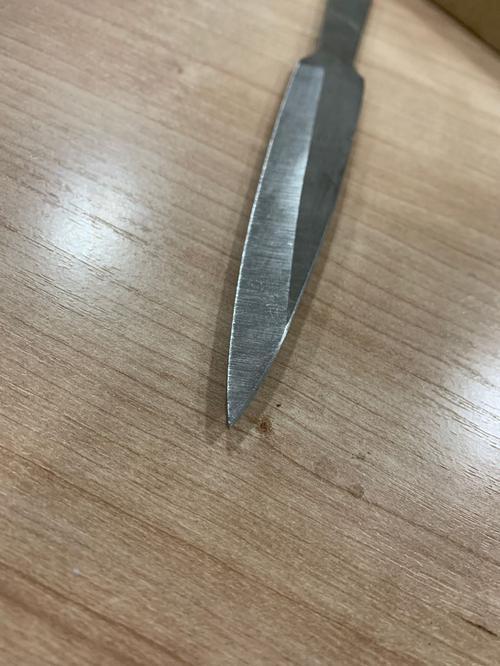 метательный нож лидер (throwing knife leader satin)