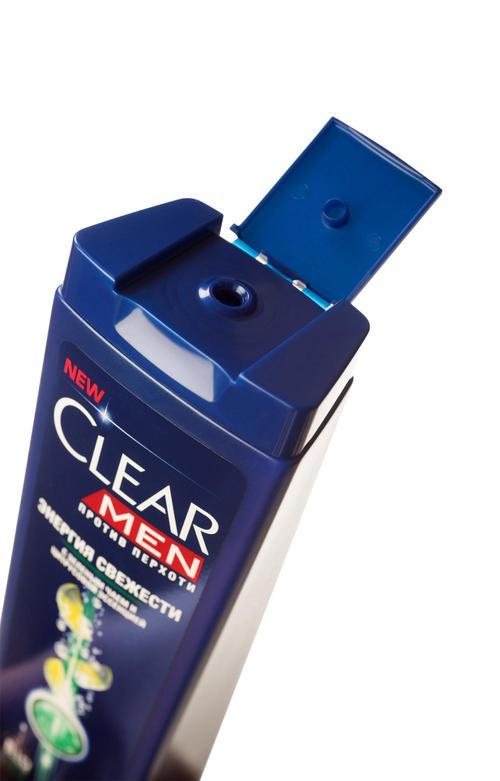 цена Шампунь Для мужчин ТМ Clear vita ABE - Энергия свежести 400мл Пласт. пл.