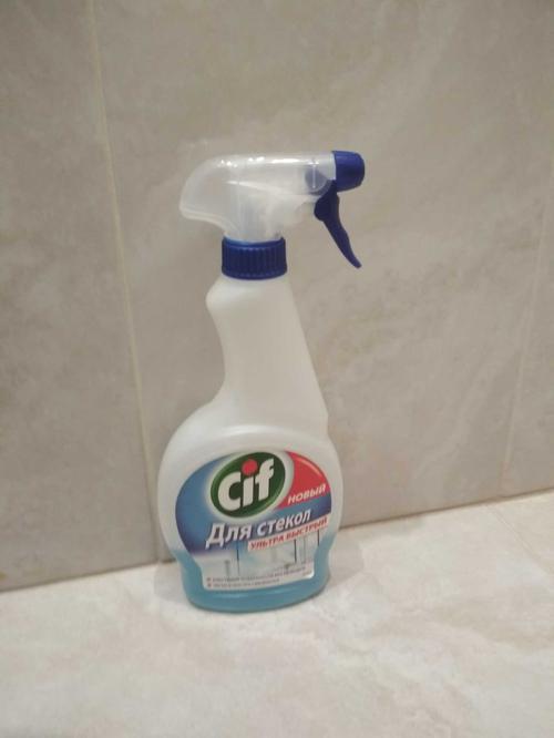 цена Средство для мытья стекол Cif 500мл