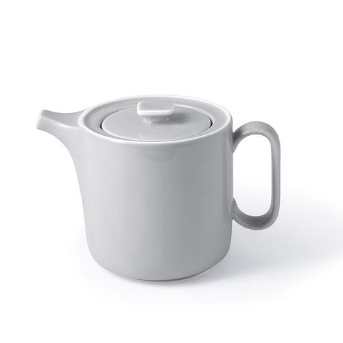 Чайник заварочный 700мл, цвет Дымчатый (фарфор)