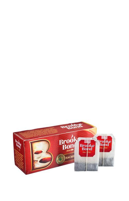 описание Чай черный brooke bond байховый, 25 пакетиков х 1,8г.