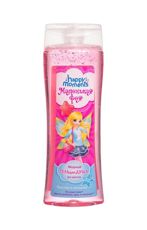 цена Модный гель для душа для девочек маленькая фея