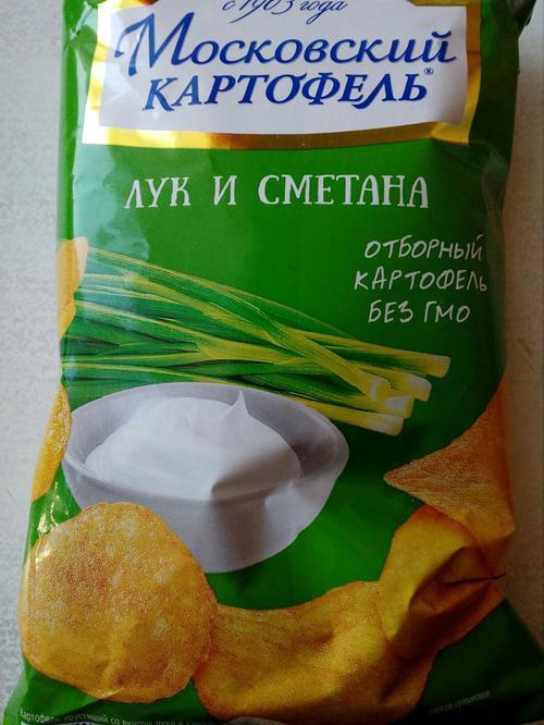 """цена Чипсы """"Московский картофель"""""""