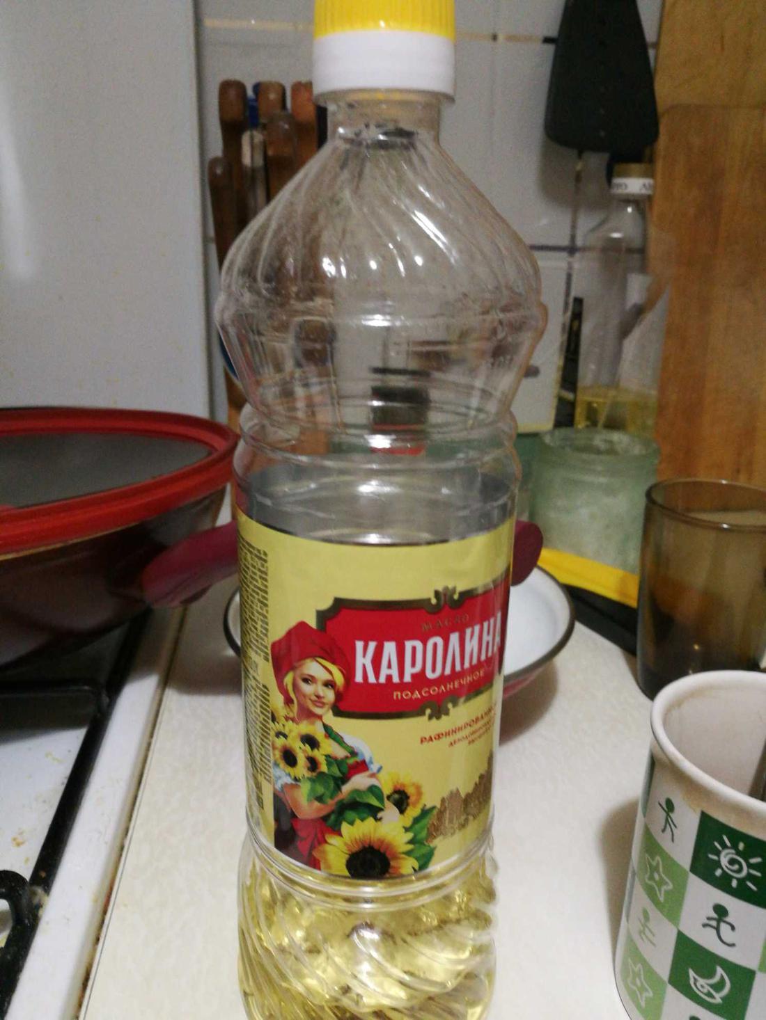 описание Масло подсолнечное рафинированное дезодорированное вымороженное