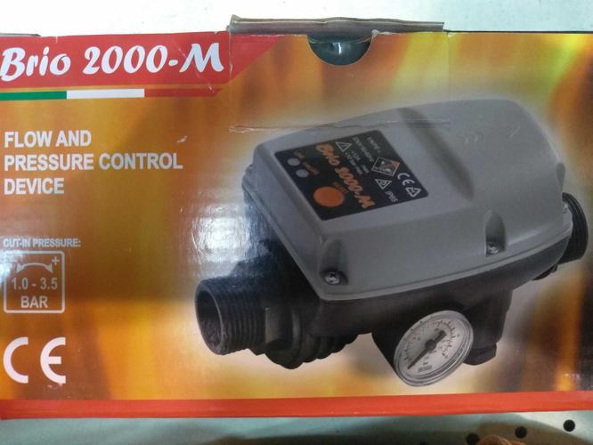 Реле давления с защитой от сухого хода FSG2G20 (BRIO2000)