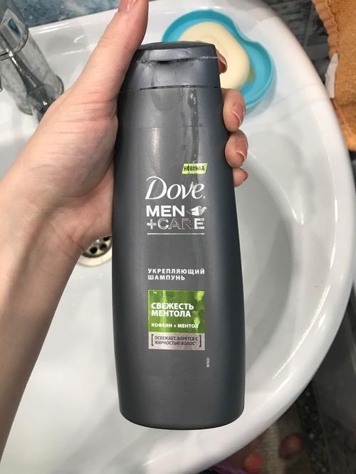 стоимость Шампунь Dove Men Care Укрепляющий Свежесть ментола (250 мл)