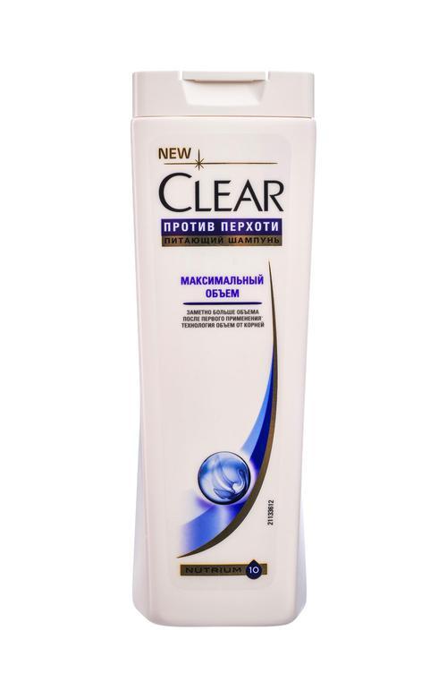 """цена Шампунь против перхоти для тонких ослабленных волос и кожи головы, склонной к шелушению """"Clear vita ABE"""" VOLUME MAXX, 200мл."""