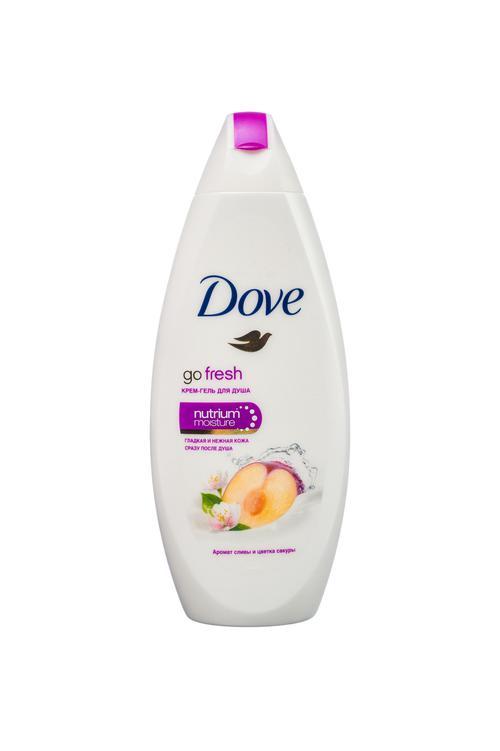 описание Dove go fresh аромат сливы и цветка сакуры