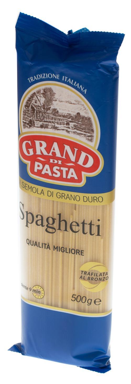 стоимость Спагетти Grand DI Pasta