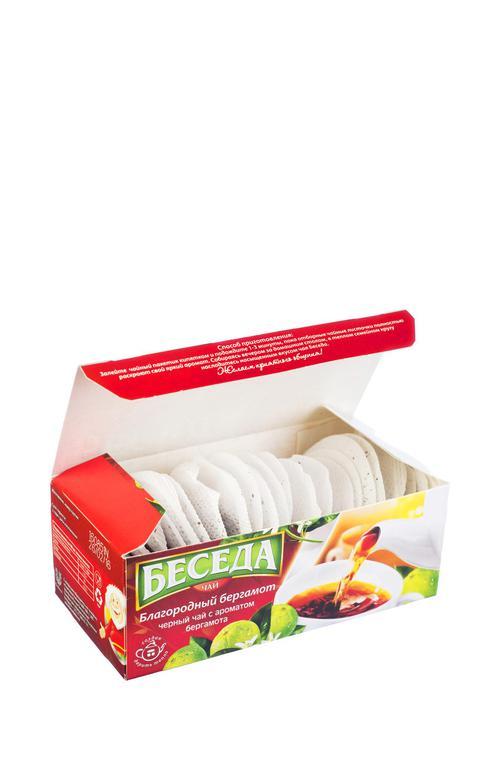 стоимость Черный чай Беседа с ароматом бергамота