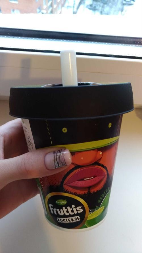 фото2 Коктейль йогуртный пастеризованный с соком фейхоа. Массовая доля жира 2,5%.