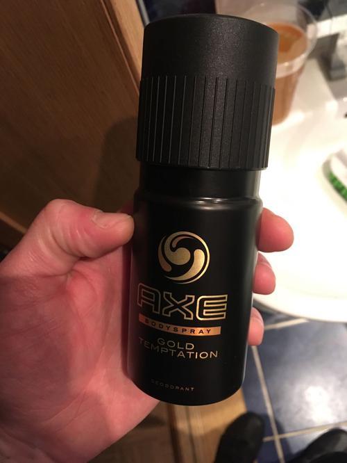 цена Дезодорант аэрозоль голд темптейшн 12x150мл