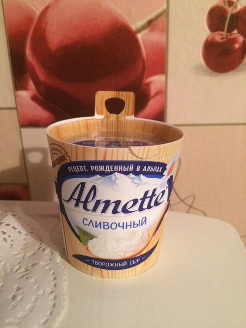 стоимость Творожный сыр Almette