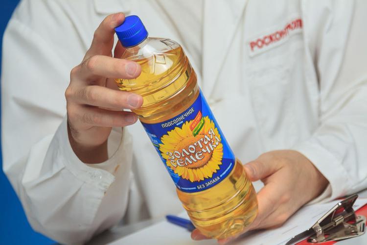 """отзыв Подсолнечное масло """"Золотая семечка"""", высший сорт"""
