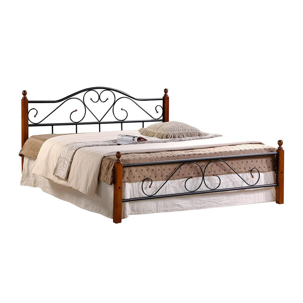 Кровать двуспальная TC AT-815 200х140 см