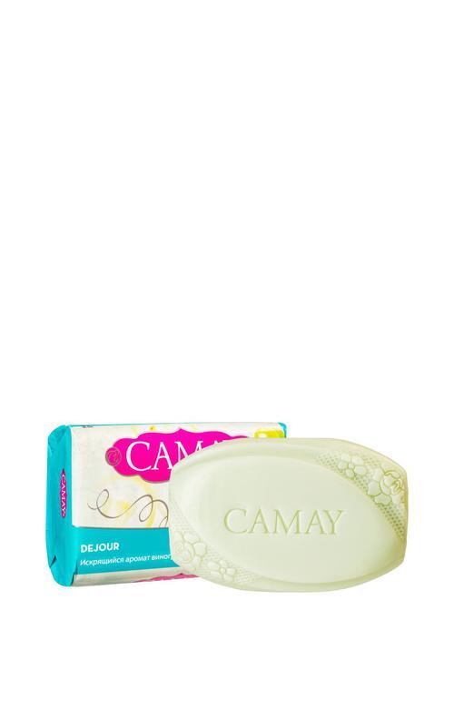 "цена Camay твердое мыло ""Дежур"" 85 гр"
