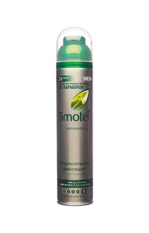 цена Timotel лак для волос сверхсильной фиксации