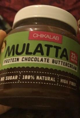 шоколадная паста с фундуком тм chikalab