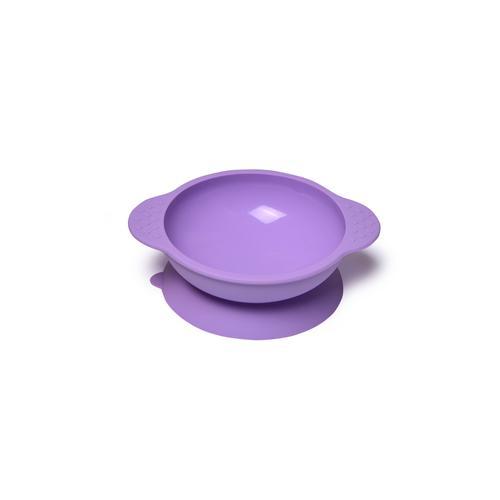 Тарелка KIDS 17х12см/360мл Глубокая на присоске (силикон)