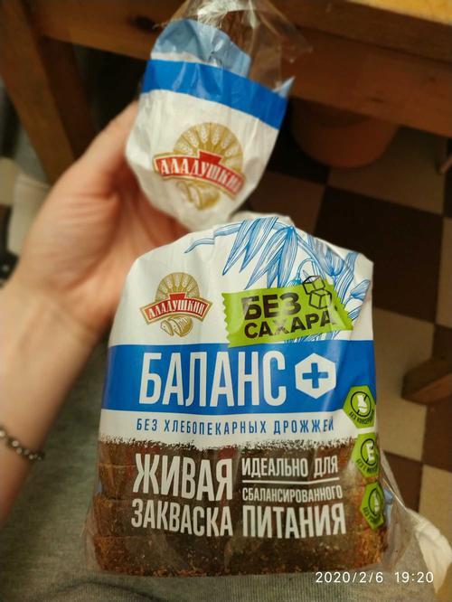 Хлеб Баланс+