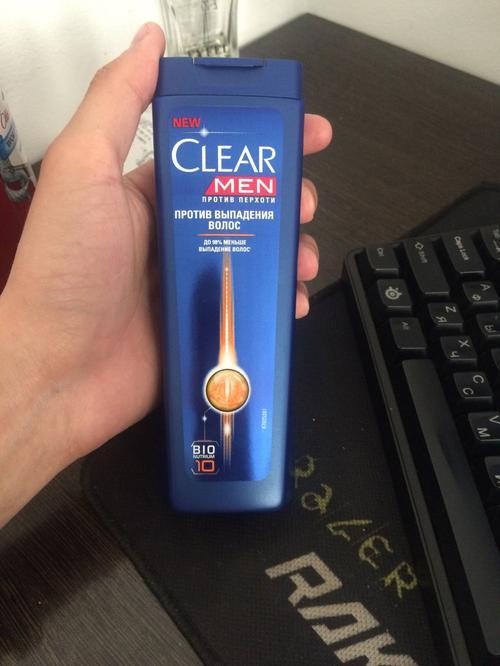 """фото Шампунь для ослабленных волос и кожи головы """"CLEAR VITA ABE MEN"""" Против перхоти, 200мл"""