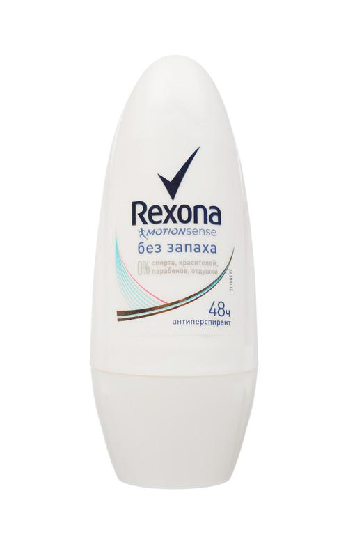 описание Дезодорант-антиперспирант Rexona Чистая защита роликовый  50ml