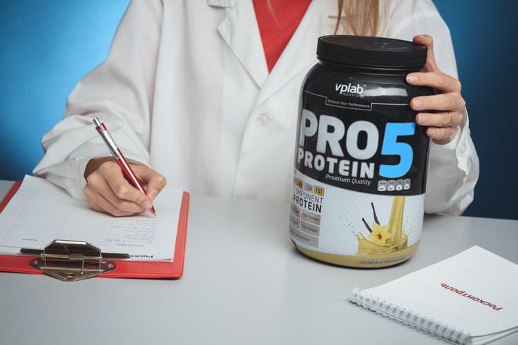 Смесь белковая VPLAB PRO 5