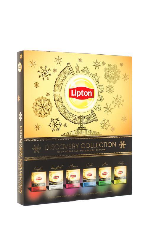 отзыв Lipton DISCOVERY COLLECTION