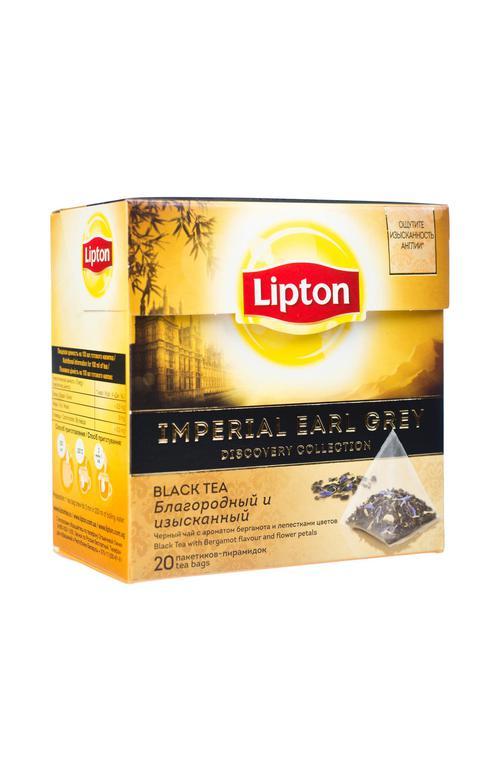 описание Lipton Black Tea