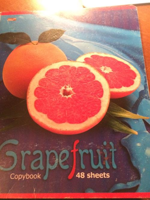 """описание Тетрадь """"Raspberry"""" Copybook 48 Листов"""