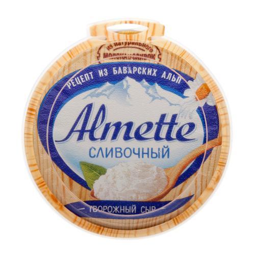 Творожный сыр Almette