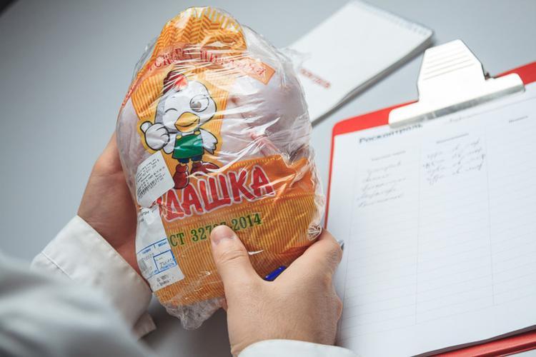 """Тушка цыплёнка-бройлера """"Кудашка"""" для детского питания"""