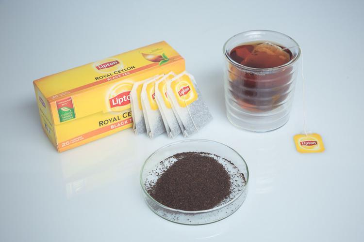 Чай Lipton Royal Ceylon, черный байховый цейлонский