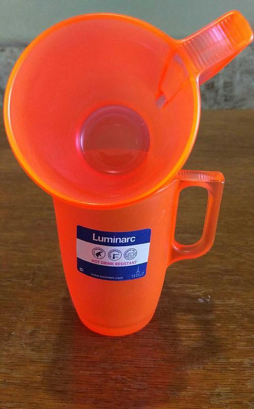 Кружка Luminarc® 320 мл ORANGE арт. J7564
