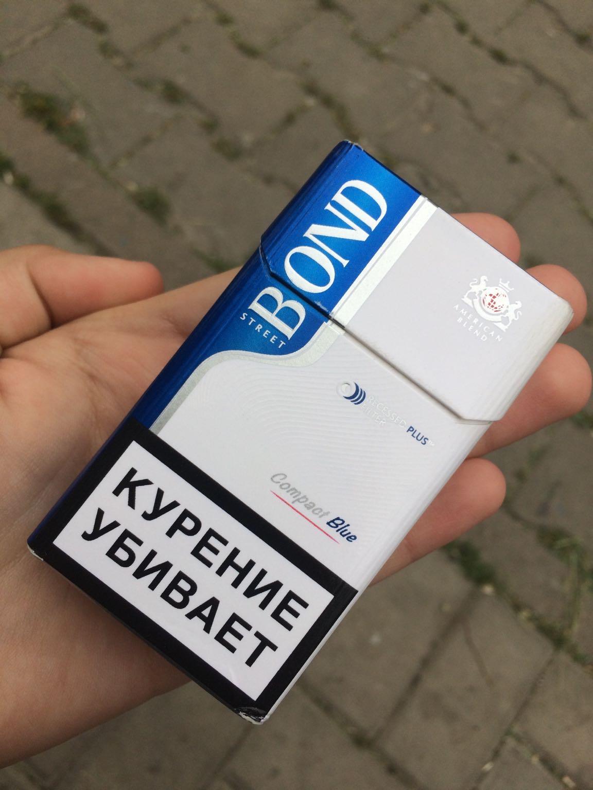 все фото сигарет бонд место только для