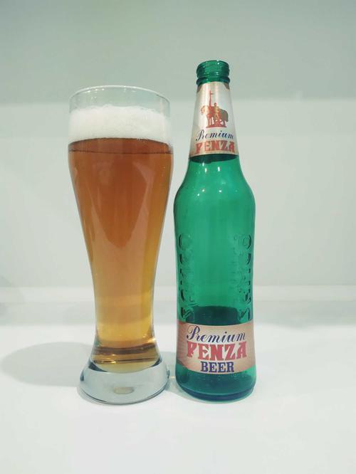 """Пиво """"Penza Beer Premium"""" светлое фильтрованное 4,5% 0,5 л."""