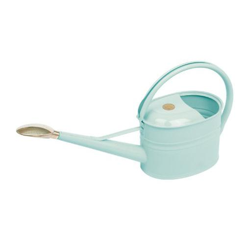 Лейка Haws slim duck egg blue 5l
