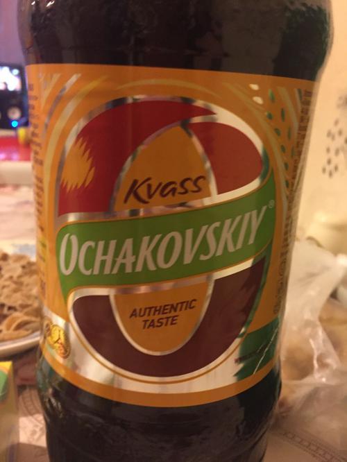 фото8 Квас Очаковский 2л.