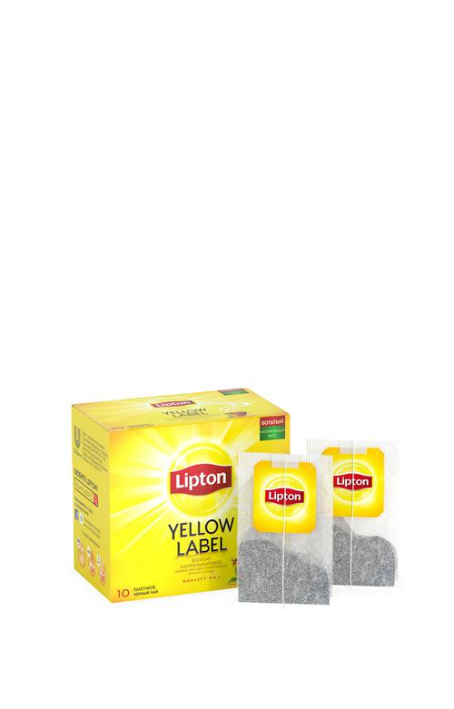 отзыв Чай черный yellow label 10пакх60 transfer